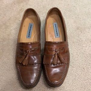 Brown Loafers, 10N Johnston Murphy
